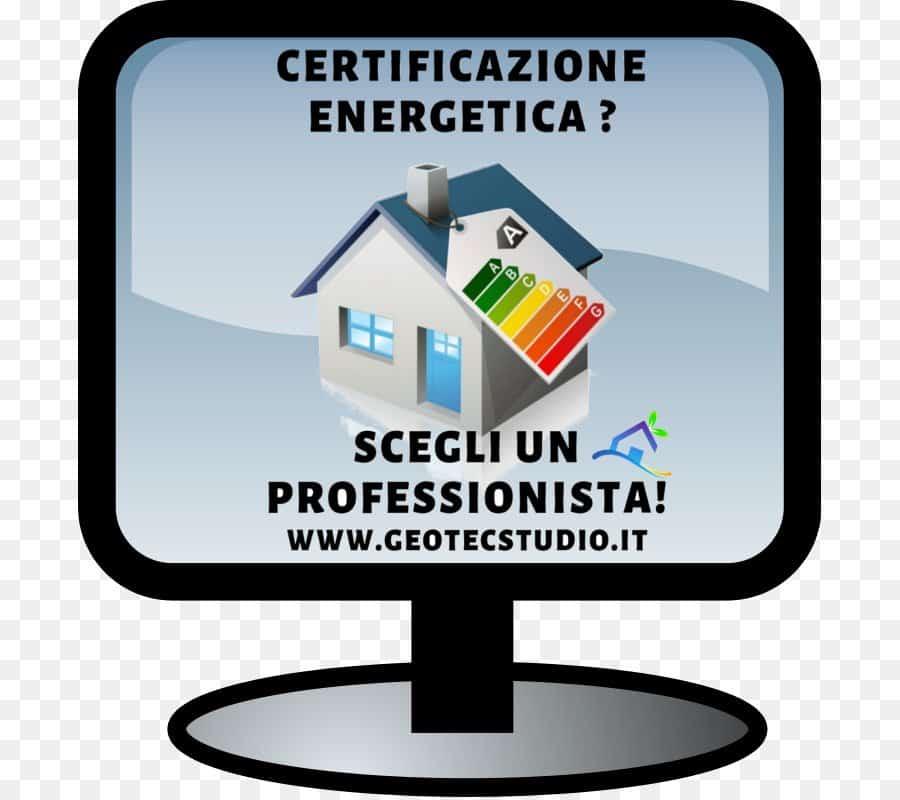semplificazione certificazione energetica